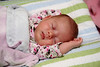 Baby Alyssa : Baby Alyssa is changing so fast. She is growing really well and her features keep changing.