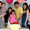 Leah's 2nd. Birthday : Leah's second birthday was celebrated at her home. It was such a beautiful sunny day. I've added a video at the end.