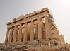 Mediterranean Cruise: Athens : Day 5, temp 37 C, hired a taxi for a private tour.
